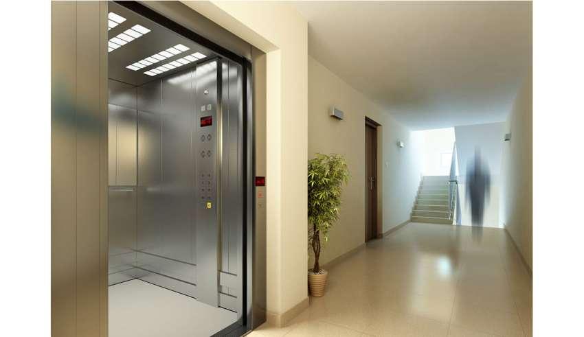 وضعیت استاندارد آسانسور