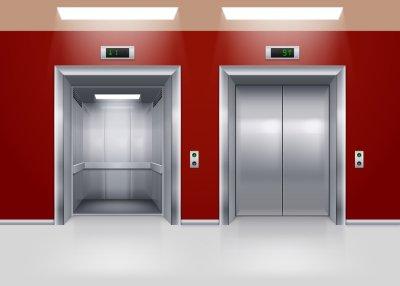 اتاقک آسانسور